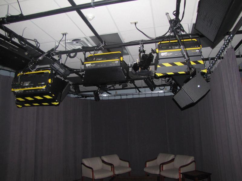 bctv studio grid