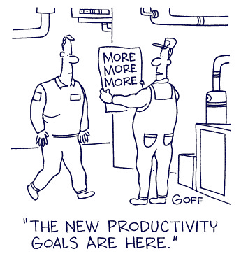 """The New Productivity Goals are Here."""