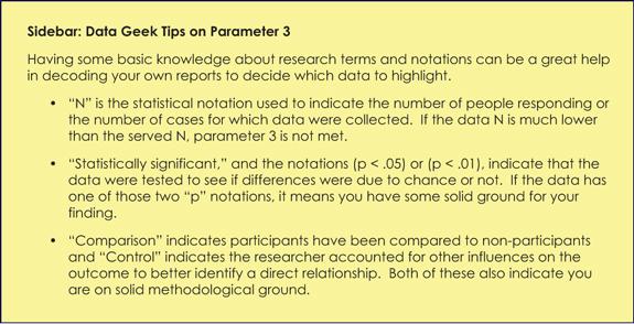 Data Geek Tips