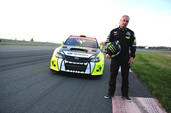 Subaru Puma Rallycross Team Heads To Charlotte N C For