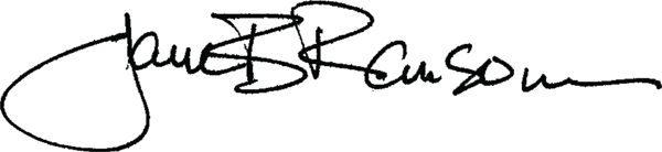 Signature - Jane Ransom