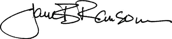 Signature - Jane Ransom