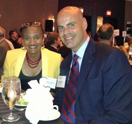 Sylisa and Dan Gray - Chamber of Commerce