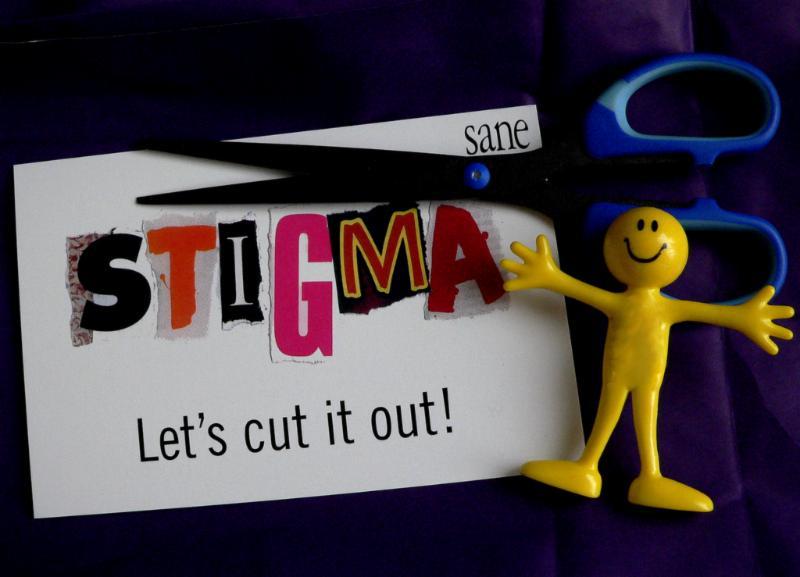 Stigma: Let's cut it out