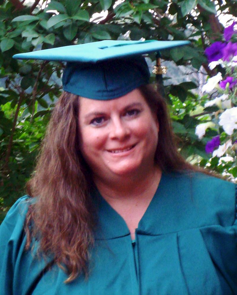 Sue Zywokarte Graduation Day