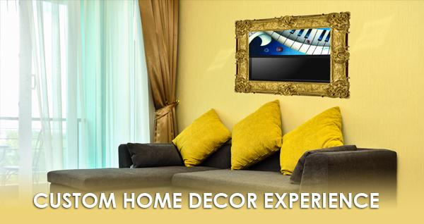 Custom Home Decor Experience