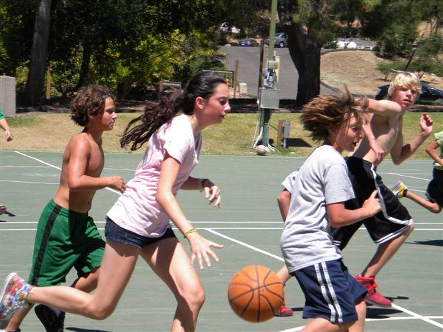Basketball - Sigal