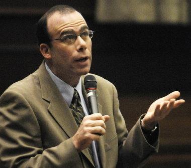 Dr. Joel M. Hoffman Speaking