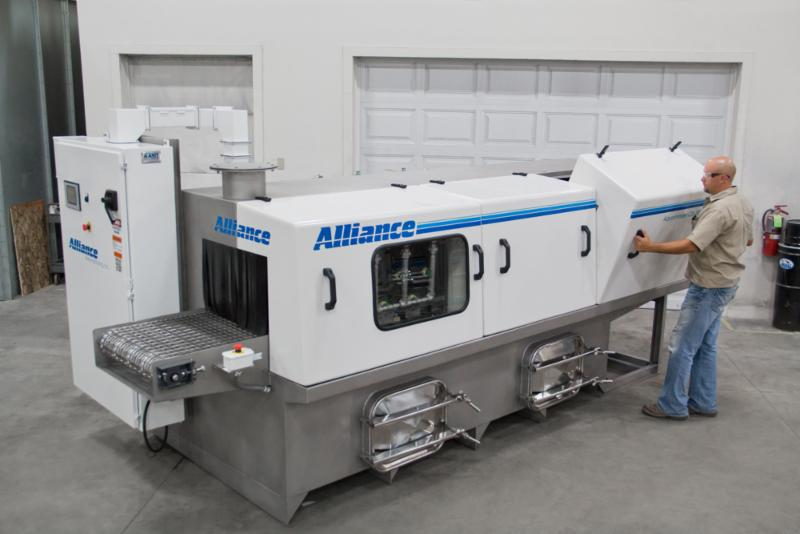 Conveyorized Parts Cleaning Systems