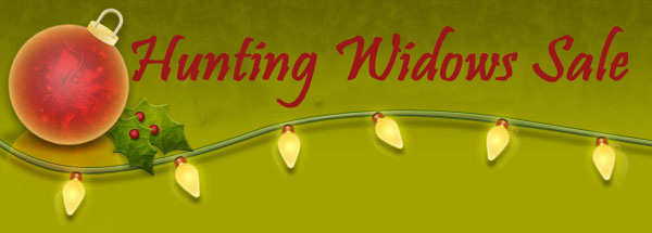 Hunting Widows Sale header