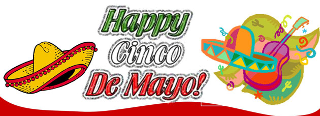 Cinco de Mayo header