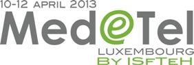 Med-e-Tel 2013 logo