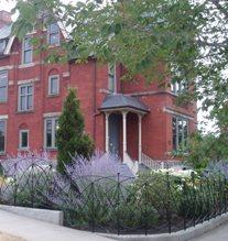 Sarah Benedict House and Garden