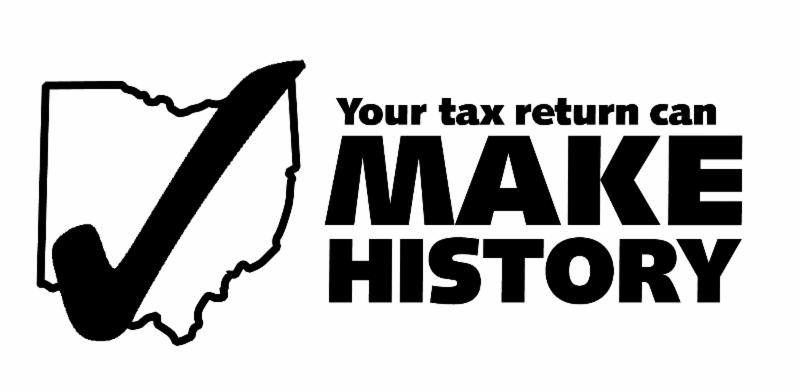 Tax Check off logo