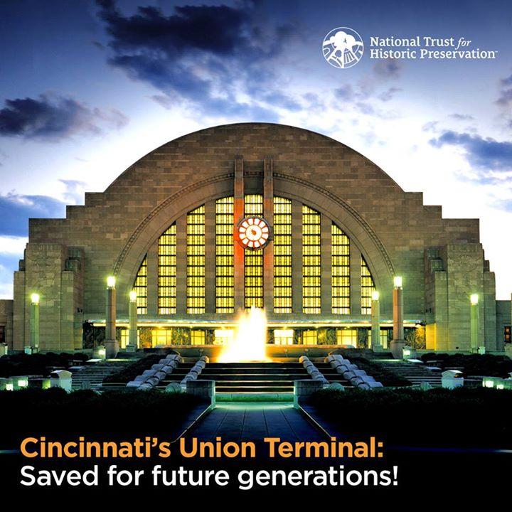 Union Terminal saved