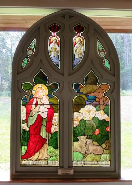 Transfiguration window