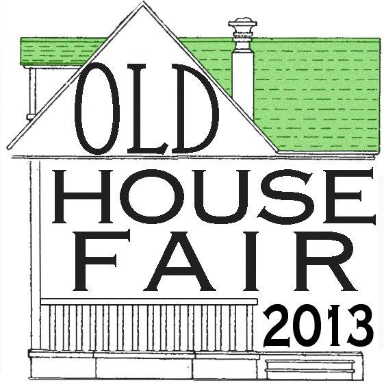 Old House Fair 2013 logo
