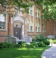 Cleveland neighborhood school