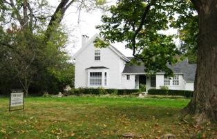Chagrin Boulevard house