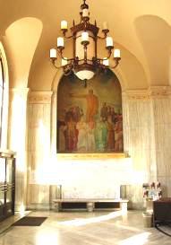 Board of Education building interior
