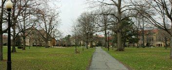 Oberlin's Tappan Square