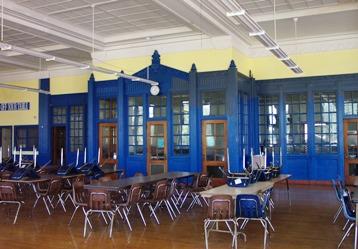 A B Hart cafeteria