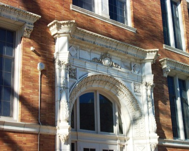 Cleveland School of the Arts detail