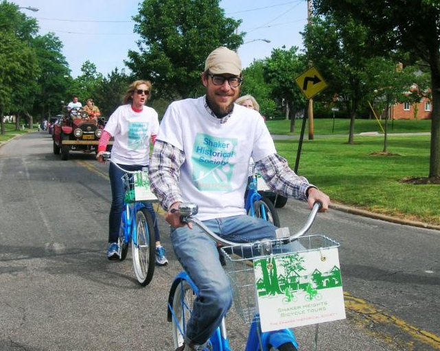 Bike Shaker tour