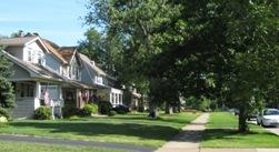 Lakewood streetscape