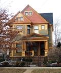 Franklin Boulevard house