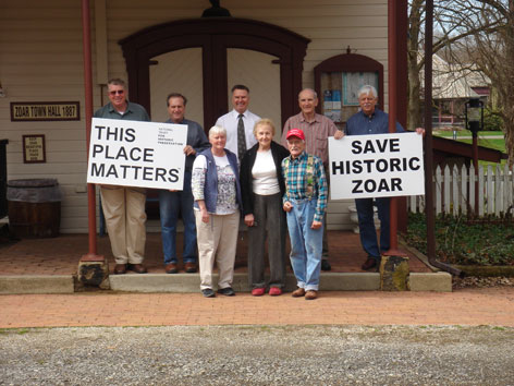 Save Historic Zoar photo
