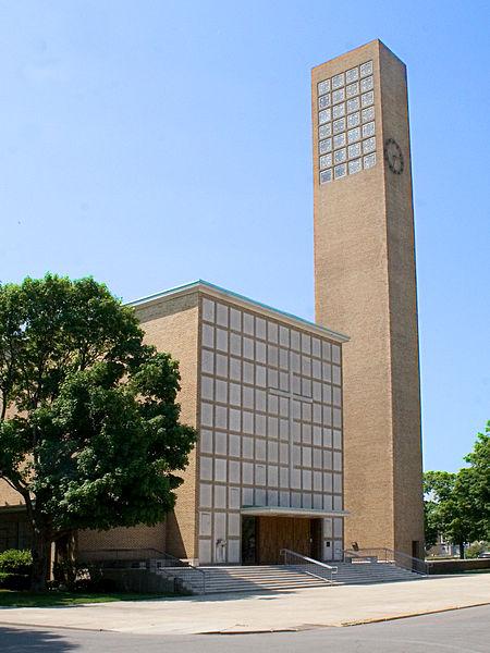 First Christian Church_Columbus IN