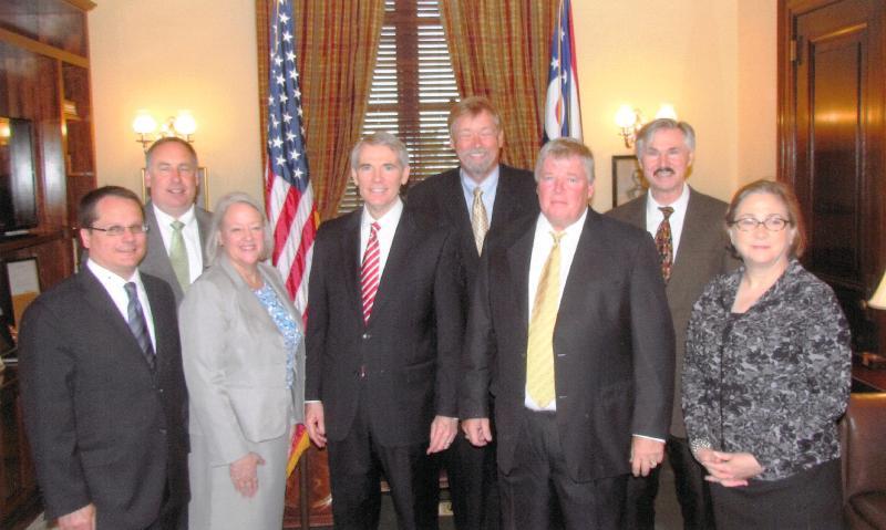 Meeting with Senator Portman_July 2013