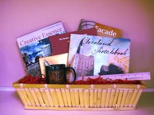 CRS gift basket