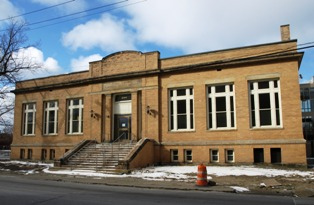 Langston Hughes Center