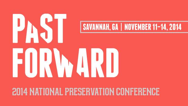 PastForward conference logo