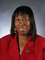 Councilwoman Phyllis Cleveland