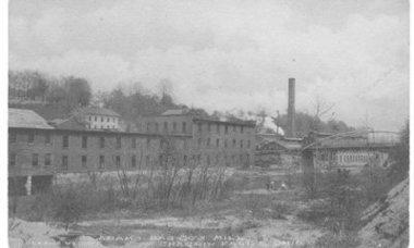 Adams Bag Company Paper Mill