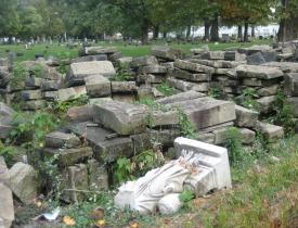 Woodland Cemetery gatehouse