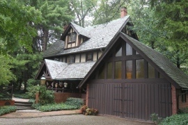 Stan Hywet Poultry Keeper's Cottage