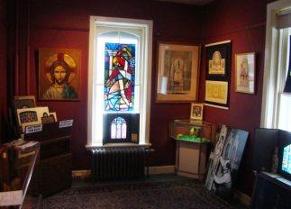 Winterich exhibit