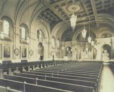 St. Colman interior