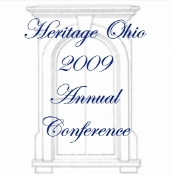 Heritage Ohio 2009 Conference