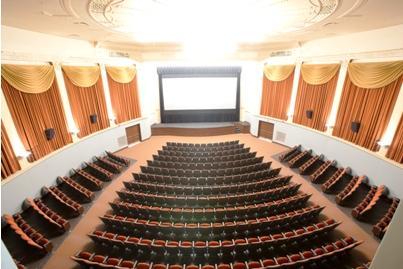 Capitol Theatre Interior