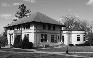 Lincoln Cottage Visitors Center