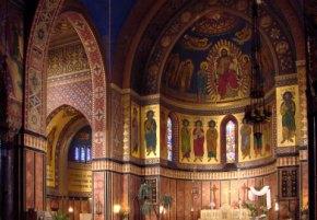 St. James sanctuary