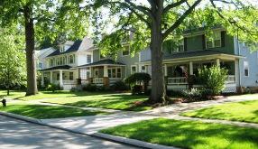 Neighborhoods Great and Green