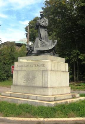 Stefanik Memorial