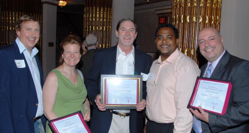 Preservation award winners