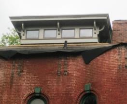 Cozad-Bates House cupola